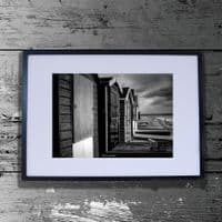 Battened Down | Art Photography Print | Cliff Kinch